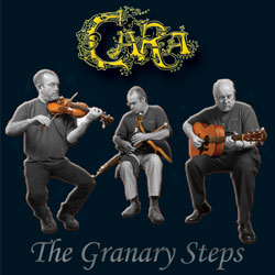 The Granary Steps CD Cover